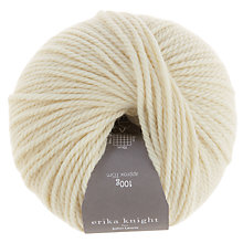 Buy Erika Knight for John Lewis Chunky Yarn, 100g Online at johnlewis.com