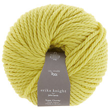 Buy Erika Knight for John Lewis Super Chunky Yarn, 100g Online at johnlewis.com