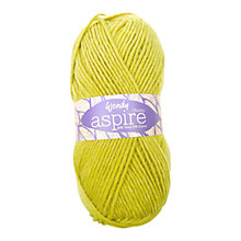 Buy Wendy Aspire Chunky Yarn, 100g Online at johnlewis.com