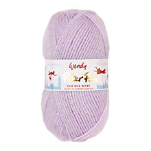 Buy Wendy Peter Pan Moondust DK Yarn, 50g Online at johnlewis.com