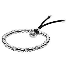 Buy Michael Kors Fireball Crystal Ball Stretch Bracelet Online at johnlewis.com