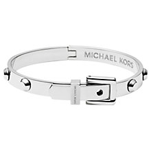 Buy Michael Kors Astor Buckle Bangle Online at johnlewis.com