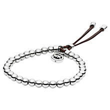 Buy Michael Kors Stretch Bead Bracelet Online at johnlewis.com