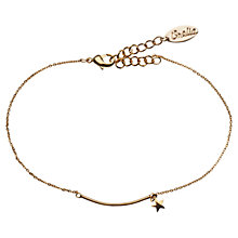 Buy Orelia Star & Bar Bracelet Online at johnlewis.com
