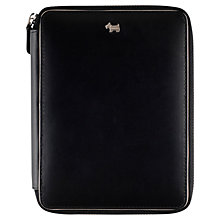 Buy Radley Blair Leather Kindle Cover, Black Online at johnlewis.com
