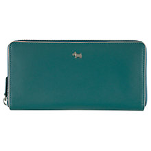 Buy Radley Blair Large Zip Leather Matinee Purse Online at johnlewis.com