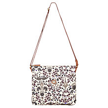 Buy Nica Izzy Ornate Decorate Print Messenger Bag, Multi Online at johnlewis.com