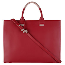 Buy Radley Bishops Gate Large Leather Work Bag Online at johnlewis.com