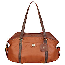 Buy Nica Celina Tripel Shoulder Bag, Tan Online at johnlewis.com