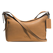 Buy Coach Bleecker Leather East West Sullivan Across Body Bag Online at johnlewis.com