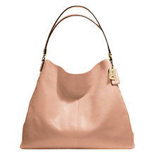 Buy Coach Madison Phoebe Leather Hobo Handbag Online at johnlewis.com