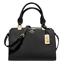 Buy Coach Madison Mini Leather Lex Shoulder Bag Online at johnlewis.com