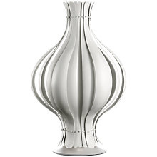 Buy Verpan Onion Table Lamp, White Online at johnlewis.com
