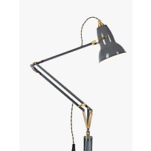 Buy Anglepoise Original 1227 Brass Wall Mounted Online at johnlewis.com