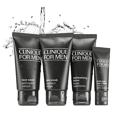 Buy Clinique For Men Essentials Kit 1 Normal Online at johnlewis.com