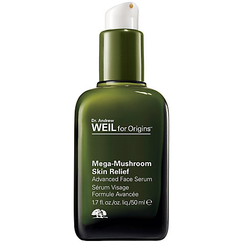Buy Dr. Andrew Weil for Origins™ Mega Mushroom Serum Online at johnlewis.com
