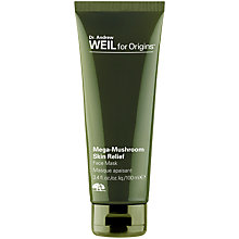 Buy Dr. Andrew Weil for Origins Mega-Mushroom™ Face Mask, 100ml Online at johnlewis.com