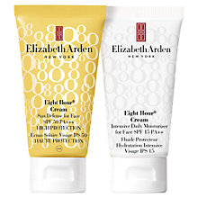 Buy Elizabeth Arden Eight Hour Cream Face & Sun Duo Pack Online at johnlewis.com