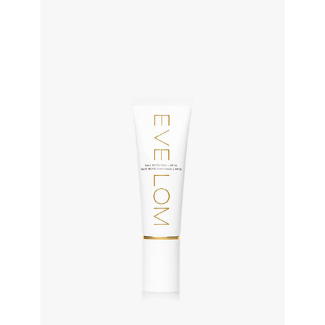 Buy Eve Lom Daily Protection + SPF 50 Online at johnlewis.com