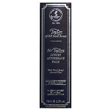 Buy Taylor of Old Bond Street Mr Taylor's Luxury Aftershave Balm, 75g Online at johnlewis.com