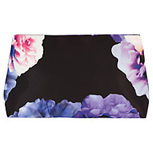 Buy Coast Zaza Printed Clutch Bag, Multi Online at johnlewis.com
