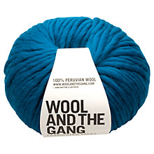Buy Wool and the Gang Crazy Sexy Super Chunky Yarn, 200g Online at johnlewis.com