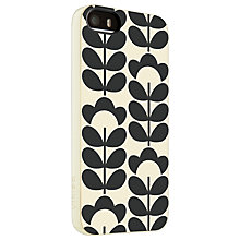 Buy Orla Kiely 3D Sweetpea Case for iPhone 5 & 5s Online at johnlewis.com
