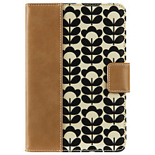 Buy Orla Kiely Sweetpea Case for iPad mini & iPad mini with Retina display, Cream Online at johnlewis.com