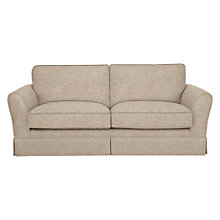 Buy John Lewis Nelson Large Sofa, Brambley Putty Online at johnlewis.com