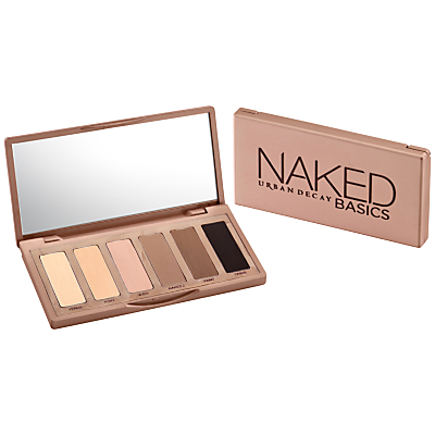 shop for Urban Decay Eyeshadow Palette, Naked Basics at Shopo