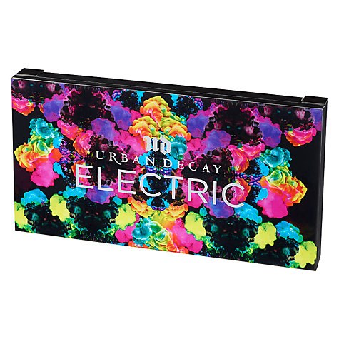 Buy Urban Decay Eyeshadow Palette, Electric Online at johnlewis.com