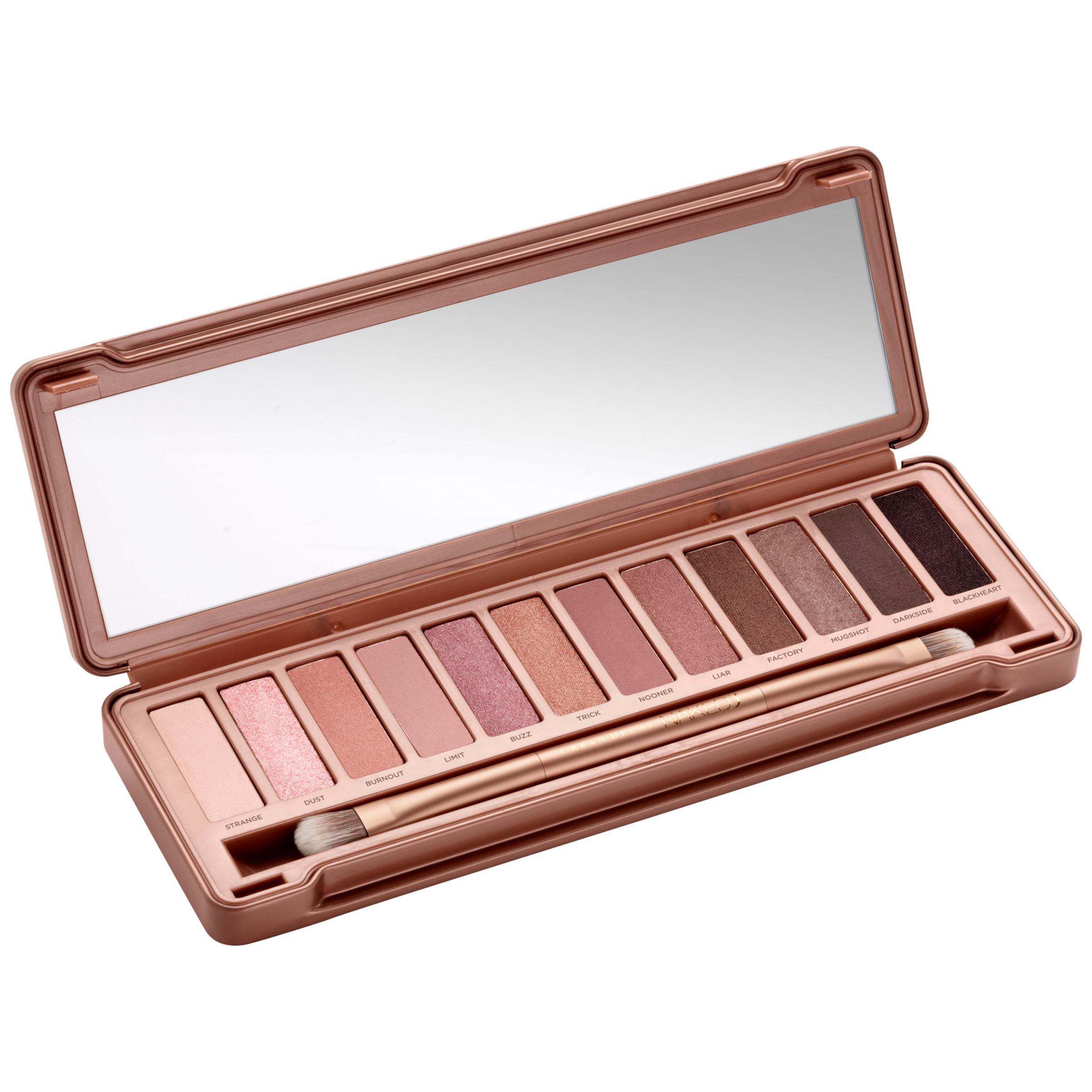 Top Tips for Application of Urban Decay Naked 3 Palette