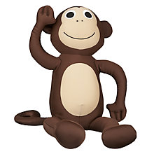 Buy little home at John Lewis Animal Fun Tommy The Monkey Soft Toy Online at johnlewis.com