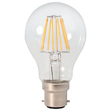 Buy Calex 6W BC LED Filament Classic Bulb, Clear Online at johnlewis.com