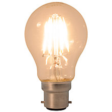 Buy Calex 4W BC LED Filament Classic Bulb, Clear Online at johnlewis.com