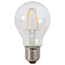 Buy Calex 4W ES LED Filament Classic Bulb, Clear Online at johnlewis.com