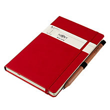 Buy Castelli Tucson Ivory A5 Notebook Online at johnlewis.com