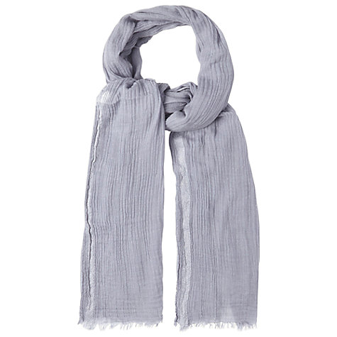 Buy White Stuff Lurex Dreaming Away Scarf Online at johnlewis.com