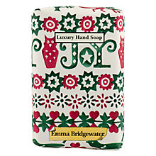 Buy Emma Bridgewater Christmas Joy Soap Online at johnlewis.com