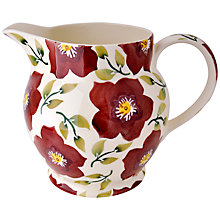Buy Emma Bridgewater Rose Jug Online at johnlewis.com
