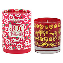Buy Emma Bridgewater Christmas Joy Candle Online at johnlewis.com