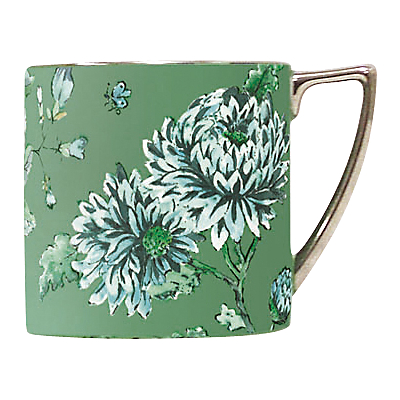 Image of Jasper Conran for Wedgwood Chinoiserie Green Mini Mug, 0.29L