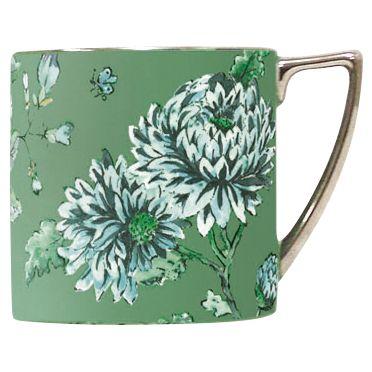 Jasper Conran Jasper Conran for Wedgwood Chinoiserie Green Mini Mug, 0.29L