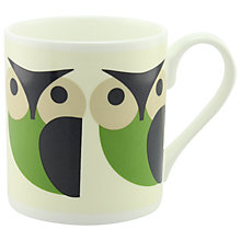 Buy Orla Kiely Owl Mug Online at johnlewis.com