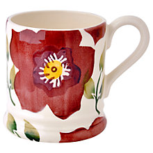 Buy Emma Bridgewater Rose Mug, 1/2 Pint Online at johnlewis.com
