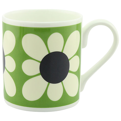 Buy Orla Kiely Flower Mug Online at johnlewis.com