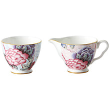 Buy Wedgwood Cuckoo Creamer and Sugar Bowl Set Online at johnlewis.com