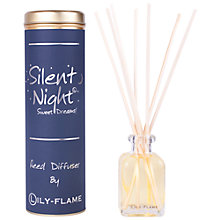 Buy Lily-Flame Silent Night Diffuser, 100ml Online at johnlewis.com