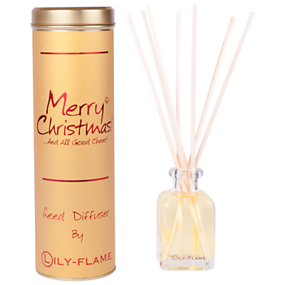 Image of Lily-Flame Christmas Spice Diffuser, 100ml
