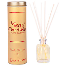Buy Lily-Flame Christmas Spice Diffuser, 100ml Online at johnlewis.com